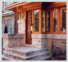 Custom Porch